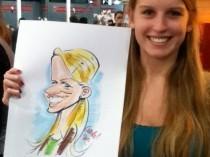 karikatuur-van-een-meisje